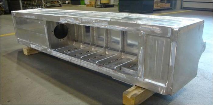 Aluminiumgehäuse - null