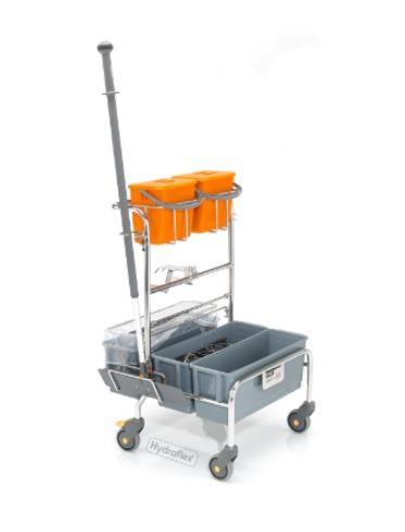 2.0 ERGO 230 - ERGOnomic cleanroom cleaning system | dosing unit | plastic