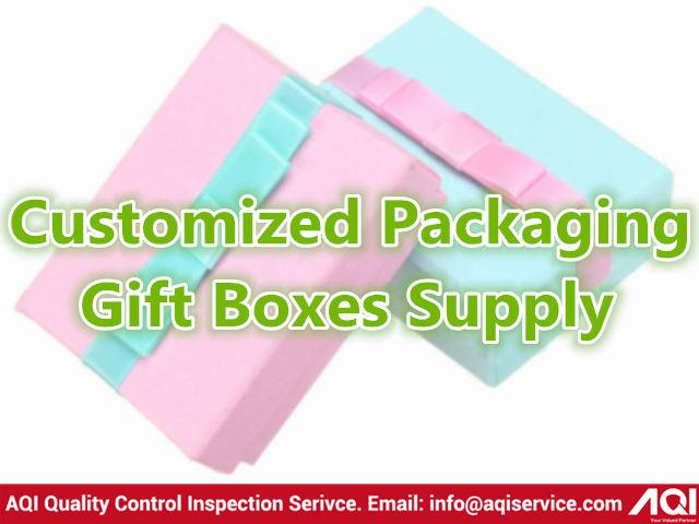 Customized Packaging, Gift Boxes supplying