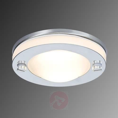Deco recessed light 3 piece set IP65 - Low-Voltage Spotlights