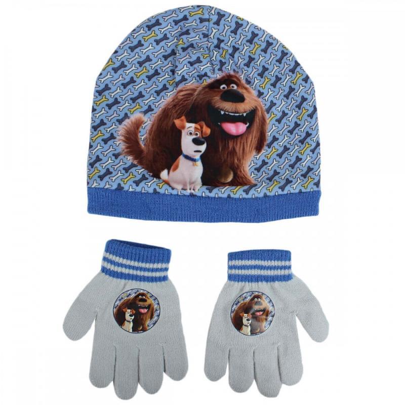 3x Bonnets et gants Comme des Bêtes - Bonnet Gant Echarpe