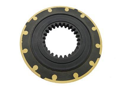 Embragues con anclaje mecánico - Posibilidad de soporte en termoestable de altas prestaciones mecánicas!