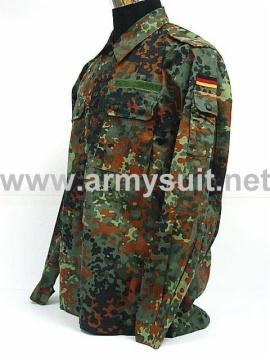 German Army Camo Woodland BDU Battle Dress Uniform - PNS1000