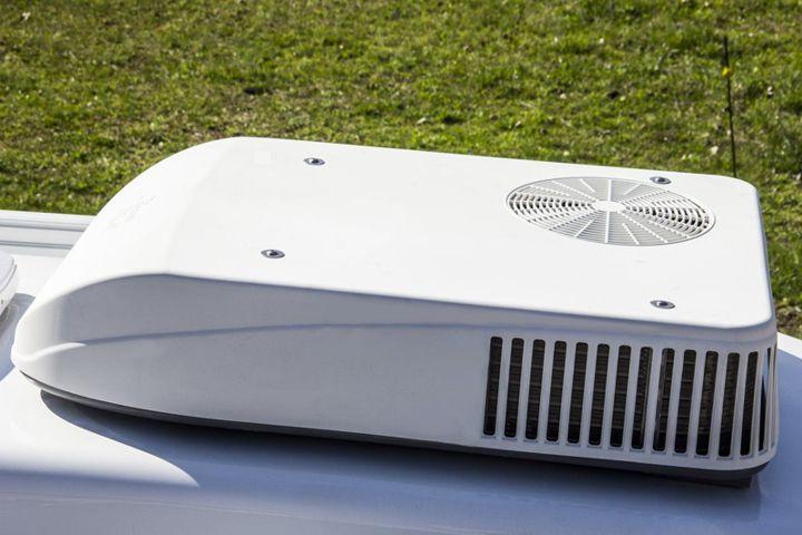 Coleman Mach 8 Pompe à Chaleur - Pompe a chaleur de toit Coleman Mach 8