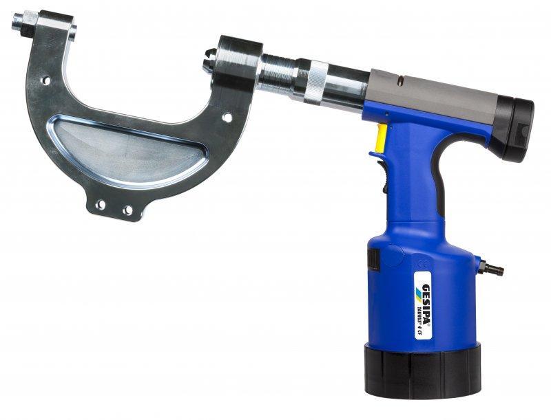 TAURUS® 4 CF (Hydro-pneumatic blind rivet setting tool), TAURUS® 4