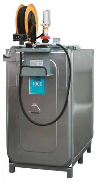 Schmierstoff-Kompaktanlage Typ UNI-Tank ECO 1000 mit... - Tankanlagen