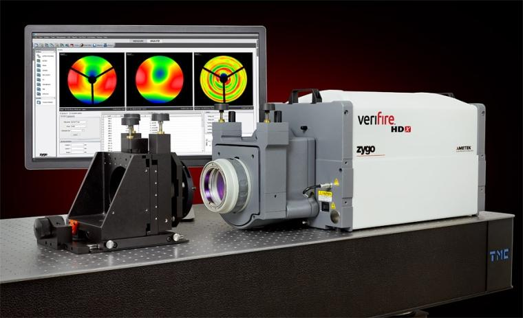 Verifire™ HDX - UltraHigh Resolution Interferometry for Precise Mid-Spatial Frequency Characteri