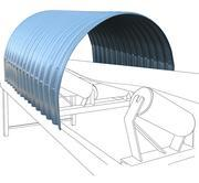Accessories - Hoods for Conveyor Belt Systems