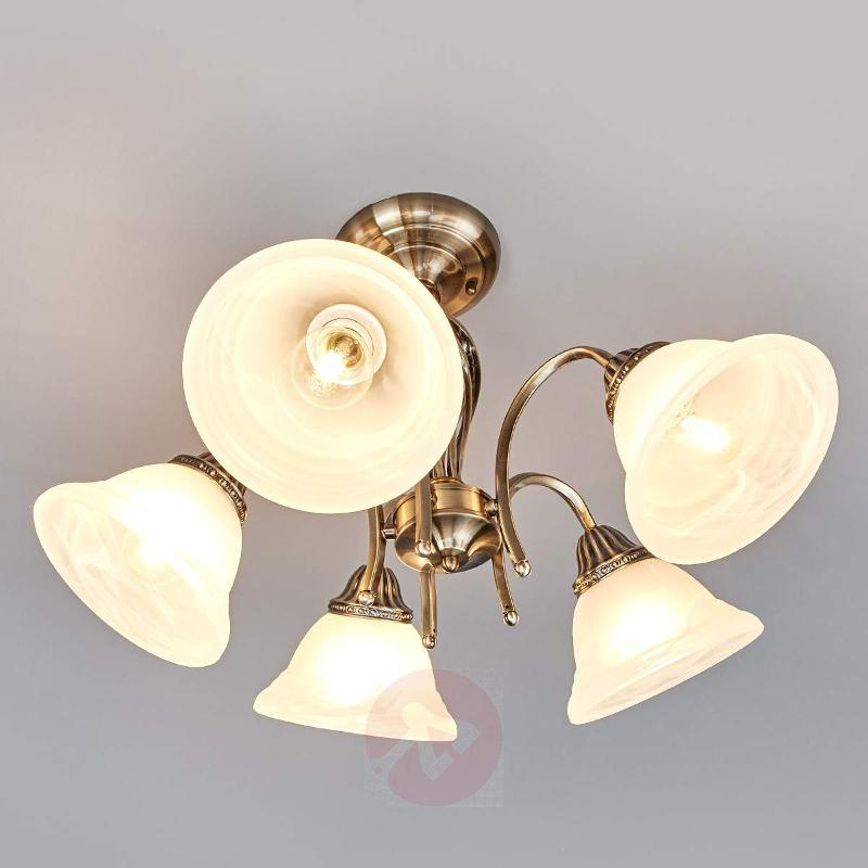 5-bulb ceiling light Mialina - Ceiling Lights