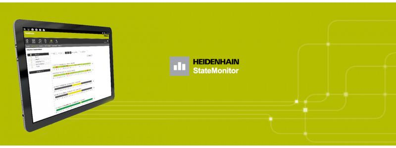 StateMonitor - This software records and visualizes the statuses of production machines.