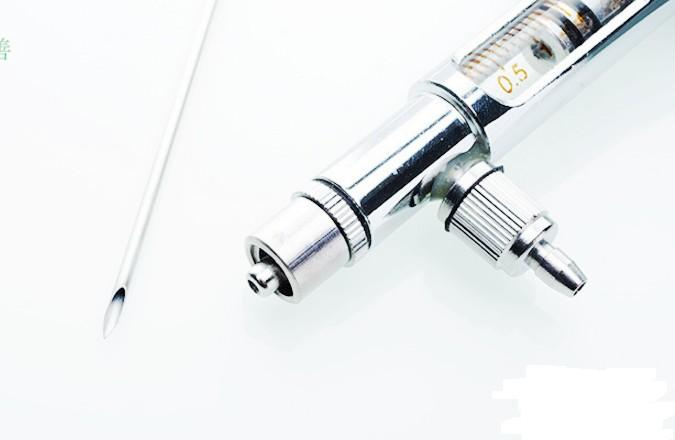 2ml-B pig,sheep,goat continuous metal syringe/injector - pig,sheep,goat,cattle,horse continuous syringe/injector