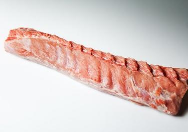 Lomo de cerdo congelada