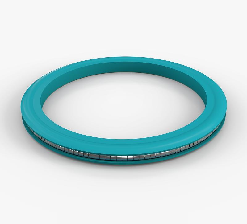 Static Seals - Turcon® Variseal® HF Flange Seals for External Pressure / Vacuum