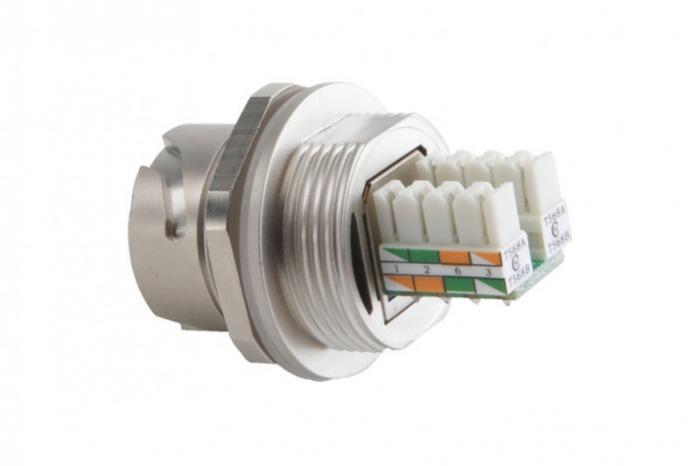 IP67 RJ45 Steckverbinder - IP67 RJ45 Steckverbinder