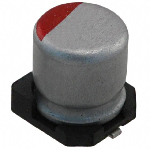 CAP ALUM POLY 100UF 20% 6.3V SMD - Nichicon RFS0J101MCN1GS