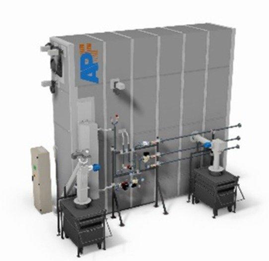 APFenergyTowerFilterZyklonEco™ eTFzeco - null