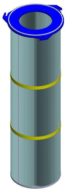 Фильтровальные рукава, каркасы, картриджи - Для использования с аспирационными и газоочистными установками