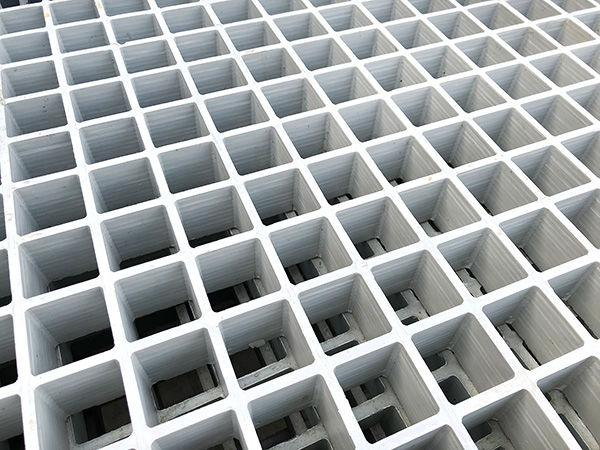Gfp-grating - Heavy Load - glassfibre gratings polyester resin or Vinylester-resin for special cases