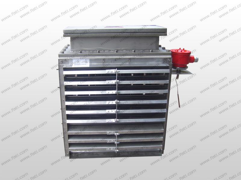 Electric duct heaters  - ATEX / IECEx Ex d