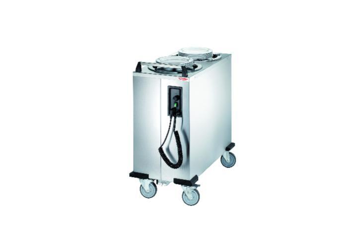 Plate dispenser mobile -