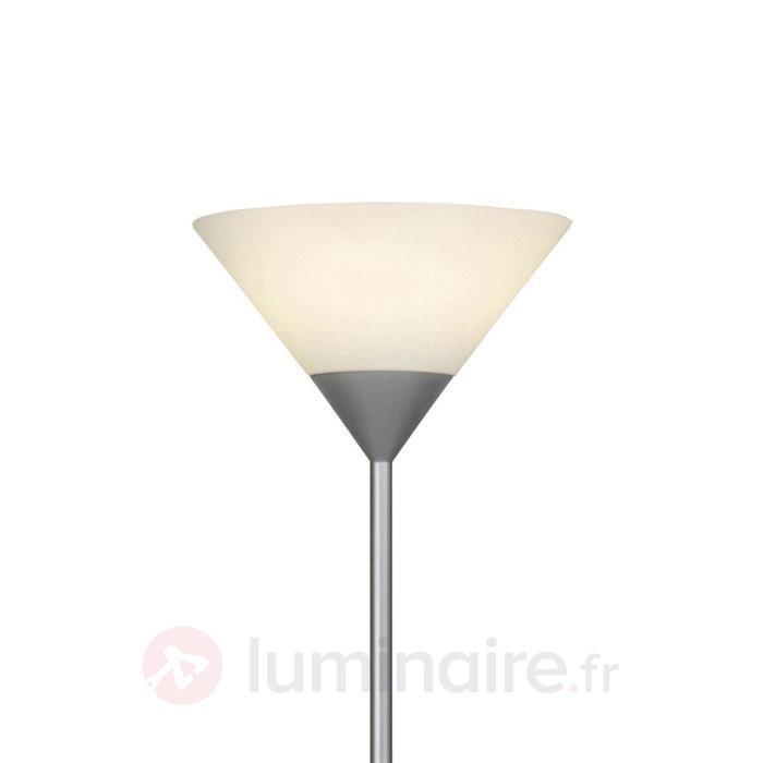 Lampadaire LED Spari avec liseuse - Lampadaires LED