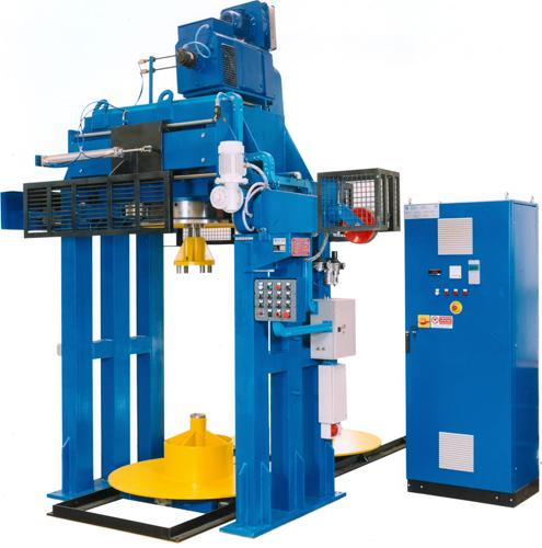 Vertical Wire Drawing Bullblocks - wire drawing machinery