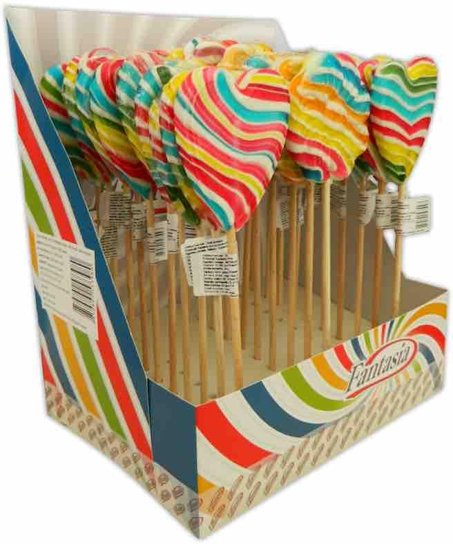Hand made lollipops Fani MIX 35g -