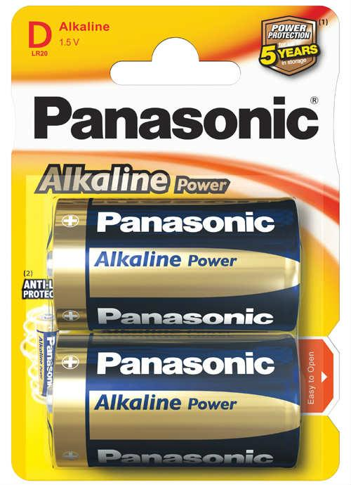 Batterie torcia Alcaline Power