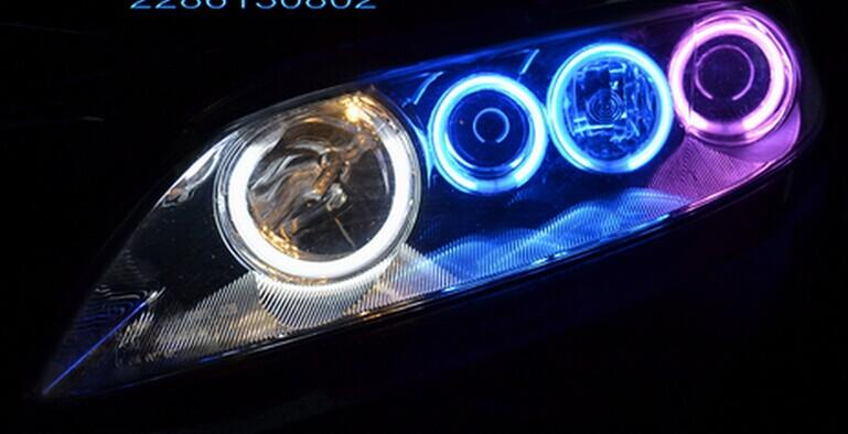 Bi-Xenon Headlight Coverted--Modified Vehicles - Item : 201412719250
