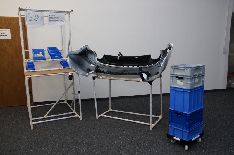 Cardboard by BeeWaTec - Cardboard Engineering als Sparterset oder in Einzelkompomenten