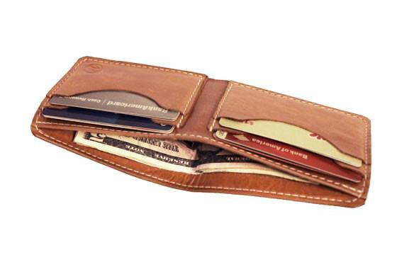 Men's Leather Wallets  -