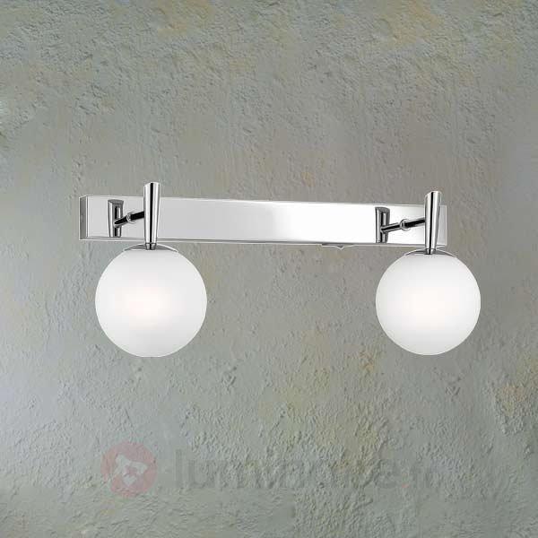 Boules en verre produits for Applique salle de bain boule
