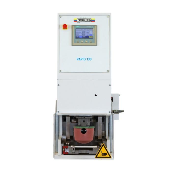 RAPID Tampondruckmaschinenserie - Tampondruckmaschinenserie für den Hochgeschwindigkeitseinsatz.