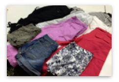 SHORTS - Used clothes - NO1.