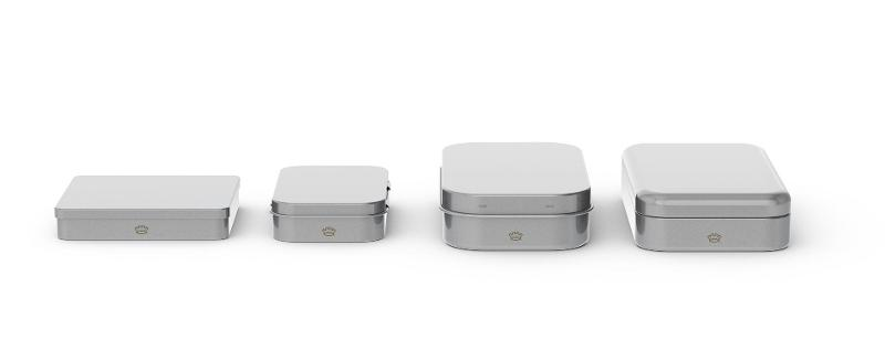Specialty Packaging - Seamless Tins