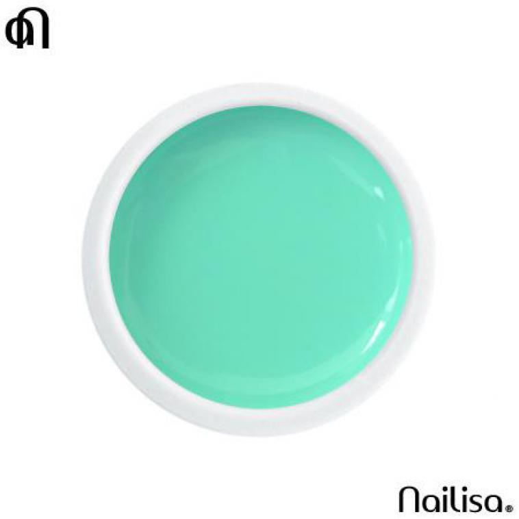 Gel de couleur Pastel Menthe - Gels de couleur