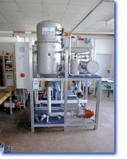 Plants Evaporation - CON fix ® 80 - Heat Pump Evaporator
