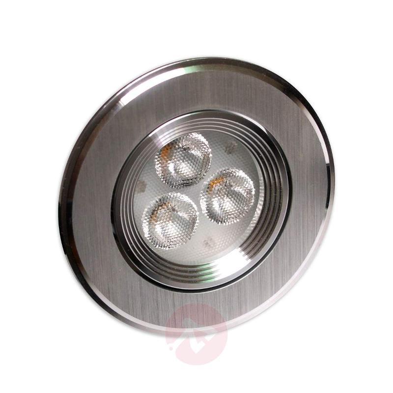 Dimm. Enna LED recessed spotlight - round 8.6 cm - Recessed Spotlights