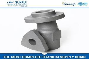 Fundición de titanio - JZ19-5