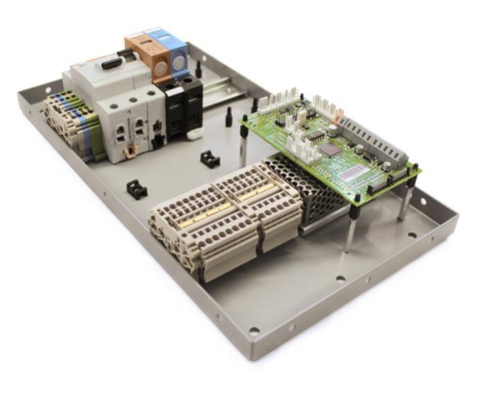 Assemblagem de PCBs -