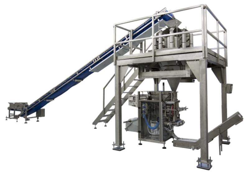 Cottage cheese packaging line - COMPLETE LINES <ON A TURN-KEY BASIS> FOR THE FOOD INDUSTRY