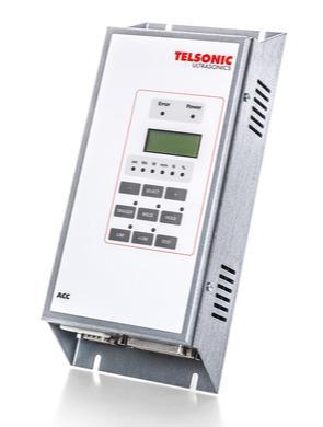 Controlador ACC (controlador ultrasónico) - Control de procesos sencillo para la técnica de conexión por ultrasonidos con MA
