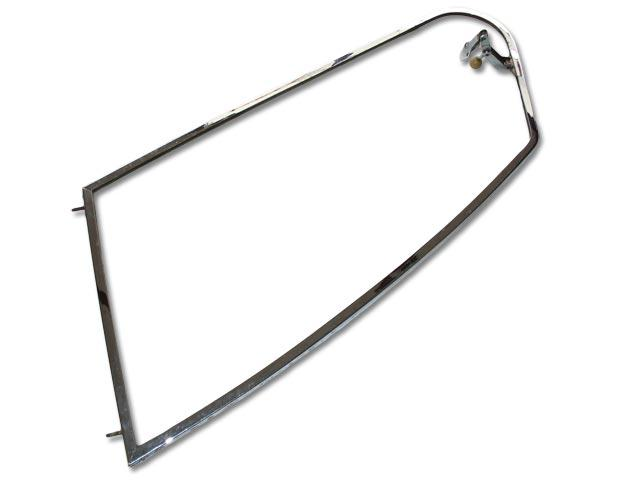 Window frame of Saab - Parts for antique cars