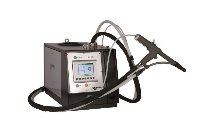 GAV 8000 eco (Blindnietautomat) - Vollautomatisches Blindniet-Gerät für industriellen Einsatz