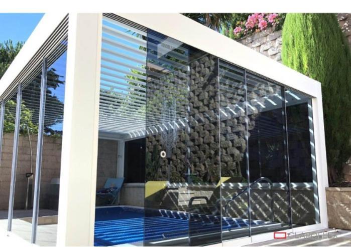 Claroflex SLIDE - Puertas correderas de cristal