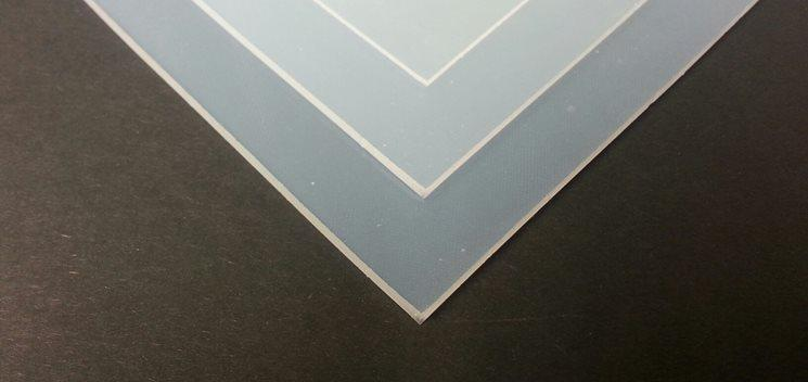 Silicone Rubber Sheet (Solid) - Platinum Cured Silicone Sheet