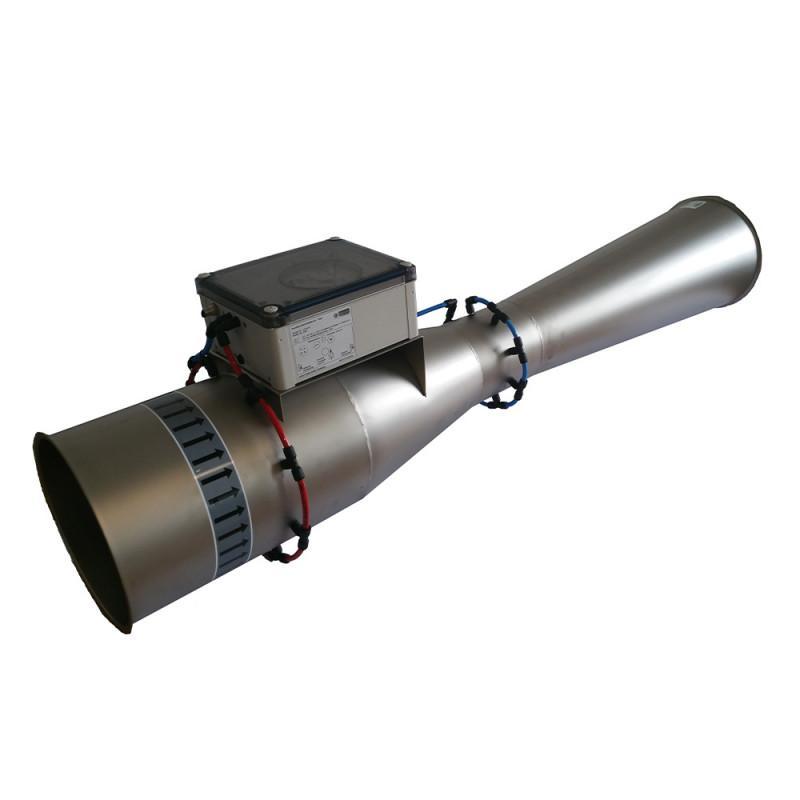 Caudalímetro Venturi - Venturirohr EVR2000 - Caudalímetro Venturi - Venturirohr EVR2000