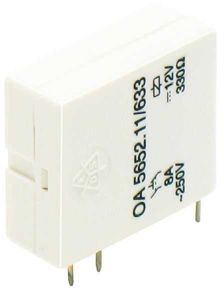 PCB relays - OA 5662