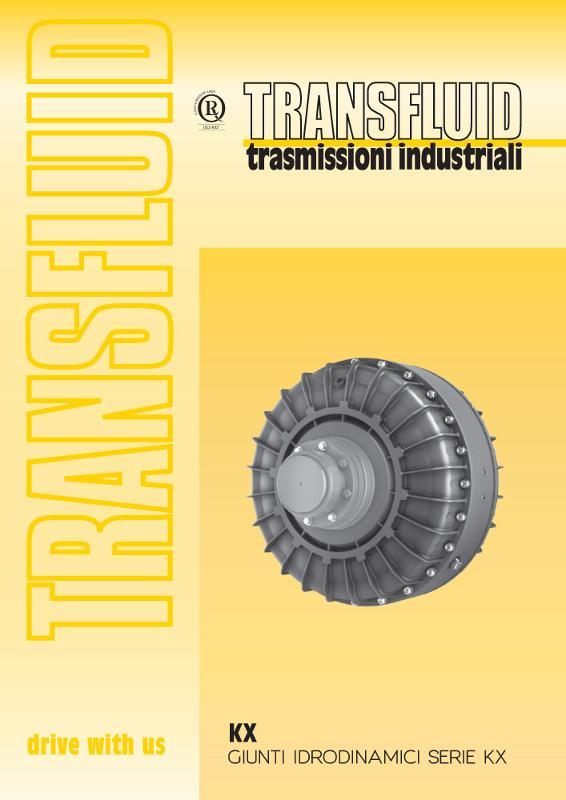 Giunti idraulici - Controllo e Trasmissione del Moto Albero-Albero
