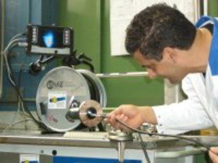 Prüfung von Rohrleitungen - null